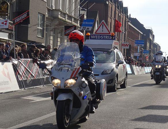 Harelbeke - Driedaagse van West-Vlaanderen, etappe 1, 7 maart 2015, aankomst (A33).JPG