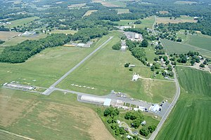 Harford County Airport - Image: Harford Airport