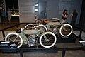 Harley-Davidson Museum 1909 & 1911 Bikes.JPG