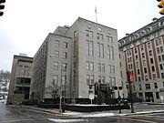 Harrison County Courthouse, Clarksburg, WV