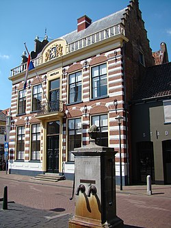 The city hall of Hattem