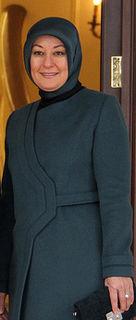 Hayrünnisa Gül Turkish First Lady