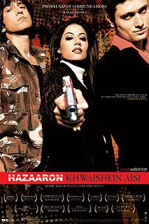 <i>Hazaaron Khwaishein Aisi</i> 2003 Indian film directed by Sudhir Mishra