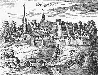 Mamonovo - Heiligenbeil in the 17th century