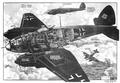 Heinkel He 111P bomber cutaway drawing, 1941 (44266180).png