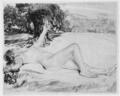 Heinrich Seufferheld Nach dem Bade opus 64,1 1900.png