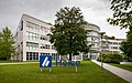 Heise publisher office building Karl-Wiechert-Allee Hanover Germany 02.jpg