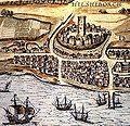 Helsingborg Sweden year 1588.jpg