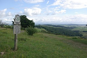 Lyth Valley - Lyth Valley from Helsington Barrows