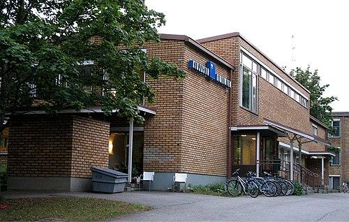 Kirjasto Itäkeskus