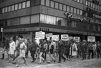 Helsinki demonstration against the invasion of Czechoslovakia in 1968.jpg