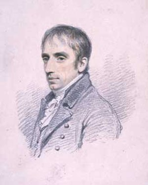 Allan Bank - Wordsworth in about 1807, when he took on Allan Bank