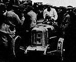 Henry Segrave vainqueur de son premier Grand Prix de Provence en 1925, sur Talbot 70.jpg