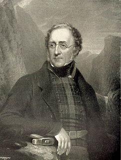 Henry De la Beche English geologist and palaeontologist
