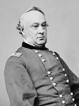 Western Theater of the American Civil War - Image: Henry Wager Halleck Brady Handy