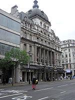 A Her Majesty's Színház, ahol a musicalt 1986-ban bemutatták