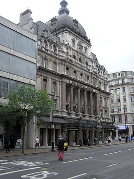Her Majesty's Theatre in Londen.