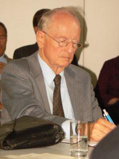 Hermann Lübbe German philosopher