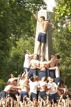 Herndon Monument - Class of 2014