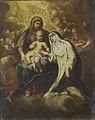 Het mystieke huwelijk van de heilige Rosa van Lima. Rijksmuseum SK-A-596.jpeg