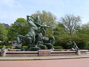 Brunnen Hamburg.Stuhlmannbrunnen Wikipedia