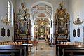 Hietzing - Pfarrkirche Mariä Geburt, innen.JPG