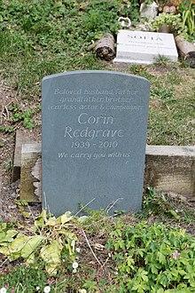Corin Redgrave excalibur