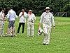 Highgate Irregulars CC v Bohemians CC at Mill Hill, London England 75.jpg
