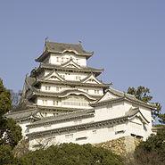 Himeji Castle M4690