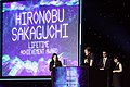 Hironobu Sakaguchi at the Game Developers Choice Awards in March 2015 (16537382038).jpg