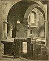 Historische Fotografie Thron Kaiser Karls Aachen.jpg