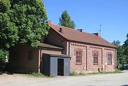 Holmeja station