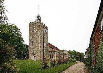 Felsted - Holy Cross Church, Felsted