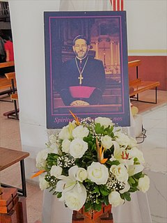 Hipólito Reyes Larios Mexican bishop