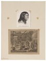 Homo sapiens - Mapuche-indiaan, Zuid-Amerika - 1700-1880 - Print - Iconographia Zoologica - Special Collections University of Amsterdam - UBA01 IZ19500184.tif