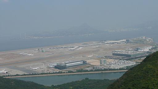 Hongkong Chek Lap Kok Airport 4