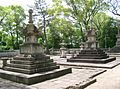 Hoonji (Wakayama, Wakayama) Tokugawake gobyo2.jpg