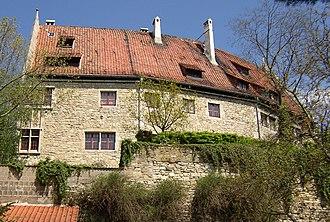 Hornburg - Hornburg Castle