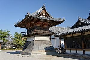 Shōrō - Image: Horyu ji 37s 3200