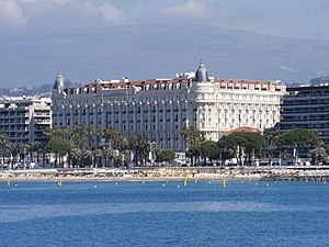 InterContinental Carlton Cannes Hotel - Intercontinental Carlton Hotel