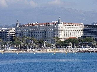 InterContinental Carlton Cannes Hotel - Intercontinental Carlton Hotel