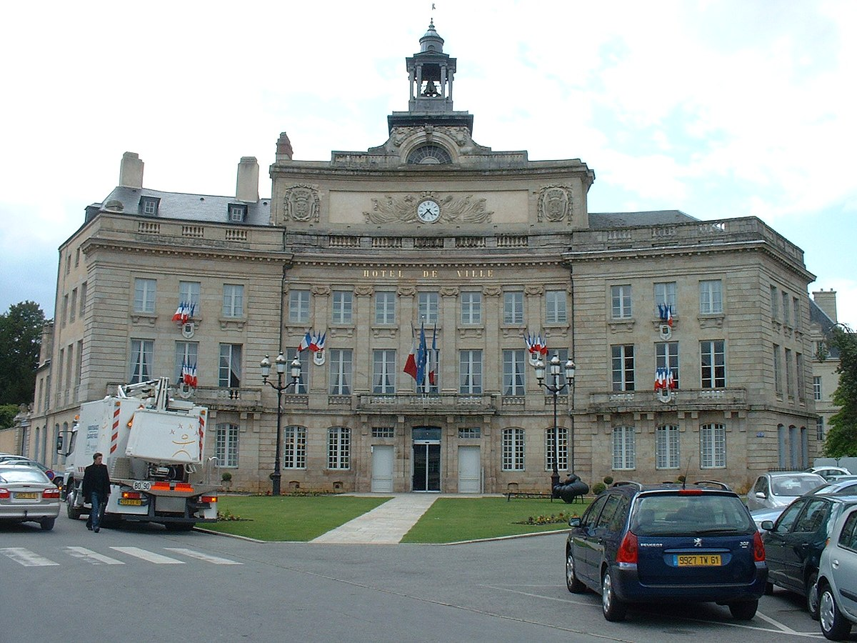 Alen on wikipedia - Office du tourisme de basse normandie ...