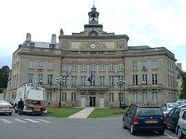 Town hall of Alençon