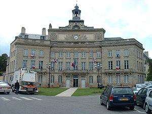 Alençon - Town hall