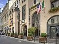 Hotel front - Paris Opera Cadet Hotel.jpg