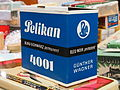 Household products, Pelikan 4001, Günther Wagner, pic2.JPG