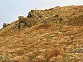 Houx Hill on the Pennine Way - geograph.org.uk - 652647.jpg