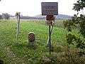 Hraniční přechod Fleky - Hofberg - panoramio (23).jpg