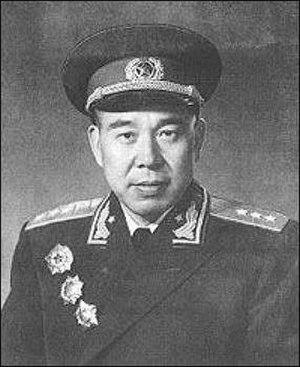Guangzhou Military Region - Huang Yongsheng