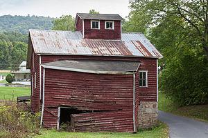 Saltillo, Pennsylvania - The Hudson Grist Mill